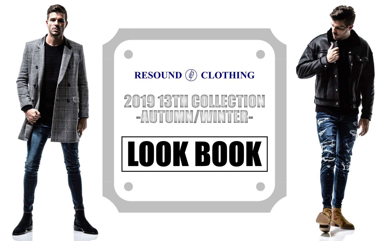 13TH COLLECTION 2019AUTUMN/WINTER LOOK BOOK