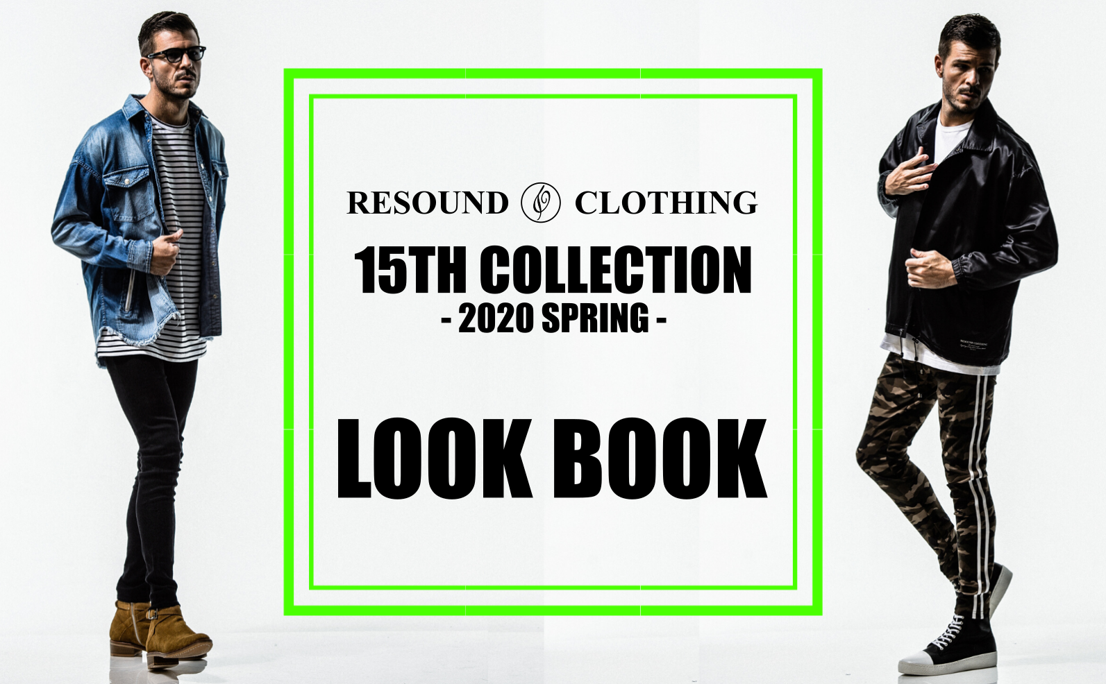 14TH COLLECTION 2020SPRING LOOK BOOK