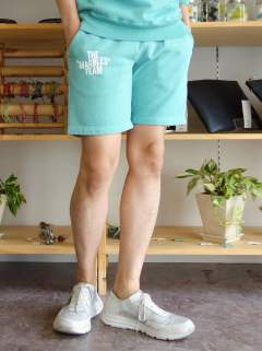 MIDWEIGHT PIGMENT DYED SHORTS / MPT-S1806 / スウェットショーツ