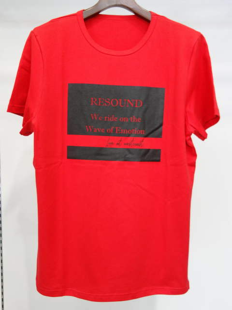 WAVE T SHIRT / RC9-T-003 / プリントTシャツ
