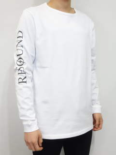SLEEVE BOLT ROGO LONG T SHIRT / RC11-T-003 / ロングスリーブTシャツ